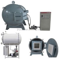 1200c High Temperature Vacuum Furnace With Pid Automatic ...