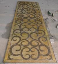 Modern design hotel corridor floor pattern, corridor tiles ...