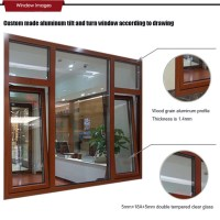 Professionally Design Of Aluminum Windows For Fixed Glass ...