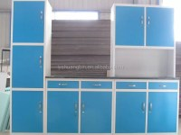 Colorful Metal Modern Kitchen Cabinet - Buy Modern Kitchen ...