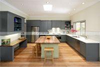 Modern Wood Grain Kitchen,Wood Construction Oak Modern ...