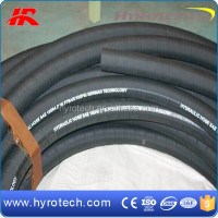 Concrete Hydraulic Rubber Hose Fittings Sae 100r4 - Buy ...