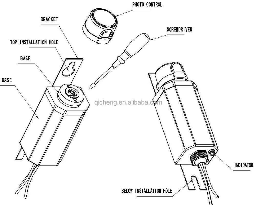 Cjk-60 Outdoor Lighting Control Box Lighting Contactor