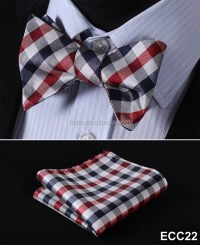Nice Looking Men Colorful Party Decoration Self Tie Bow ...