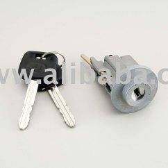 Ignition Switch Deutsch Universal Headlight Wiring Diagram Cylinder W Key Buy