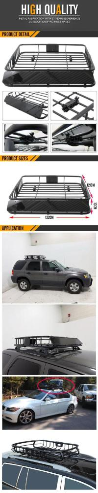 Car Removable Roof Rack - Buy Car Roof Rack,Car Removable ...