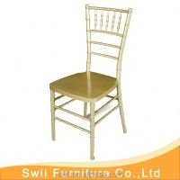 White Padded Resin Folding Chair China Clear Resin Tiffany ...