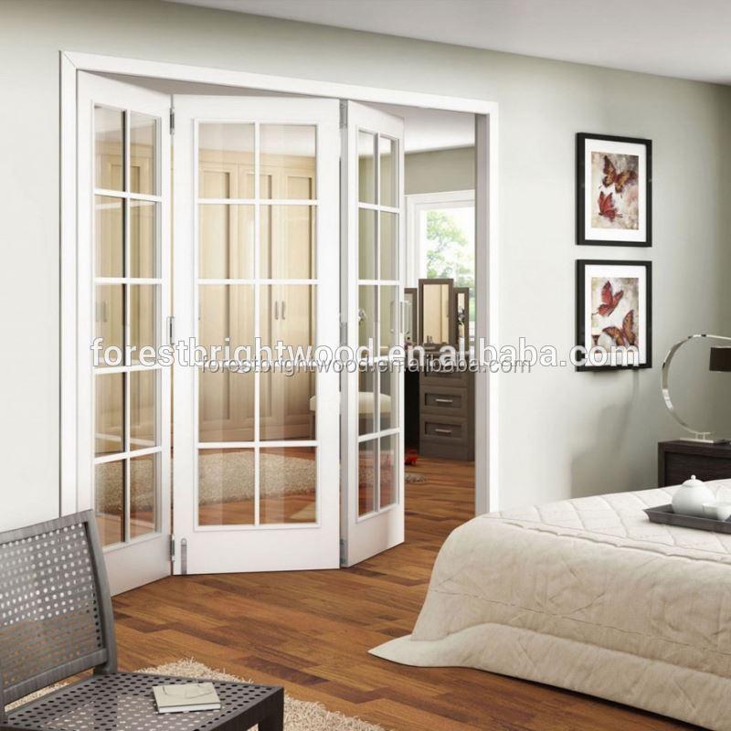 White Frosted Window Glass Bifold DoorInterior Glass French Door  Buy Window Glass Bifold Door
