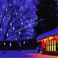 LED meteor shower light/Outdoor meteor snow shower ...