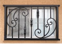 New Design Window Grills/iron Window Grill Design/simple ...