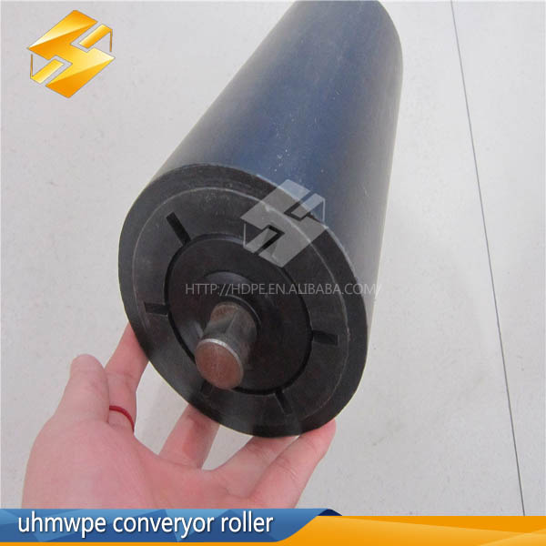 High Wear Resistance Low Friction Coefficient Hdpe Pipe