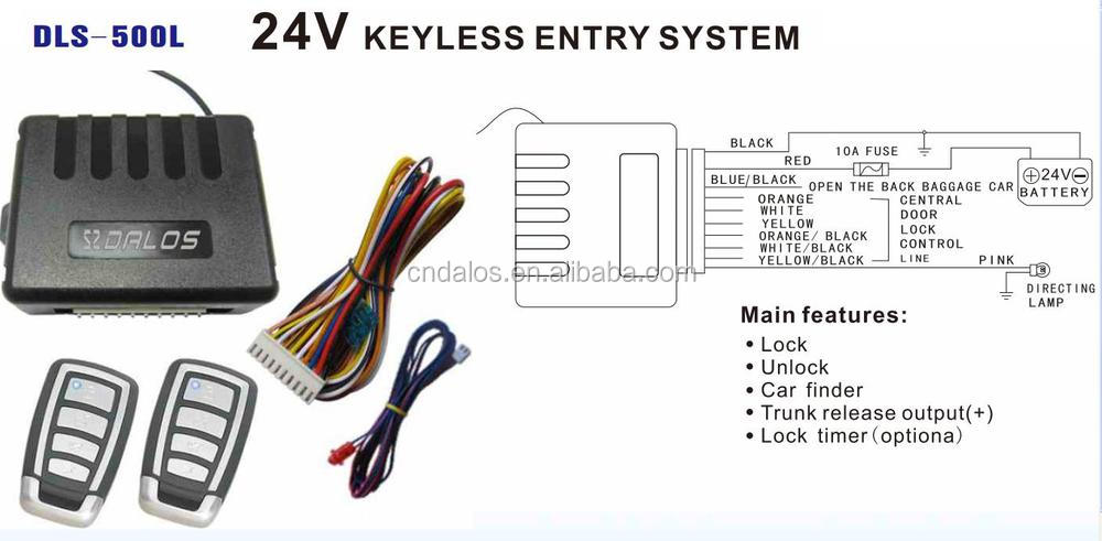 4 Way Wiring Diagram Remote Western Car Alarm System Easy Install Electric Shock Car Alarms