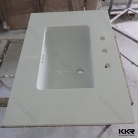 Bathroom Vanities With Tops Cheap : New Gray Bathroom