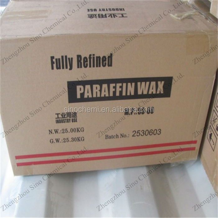 Chemical Wax Structure Paraffin