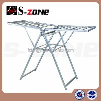Folding Wall Mounted Stainless Steel Clothes Drying Rack ...