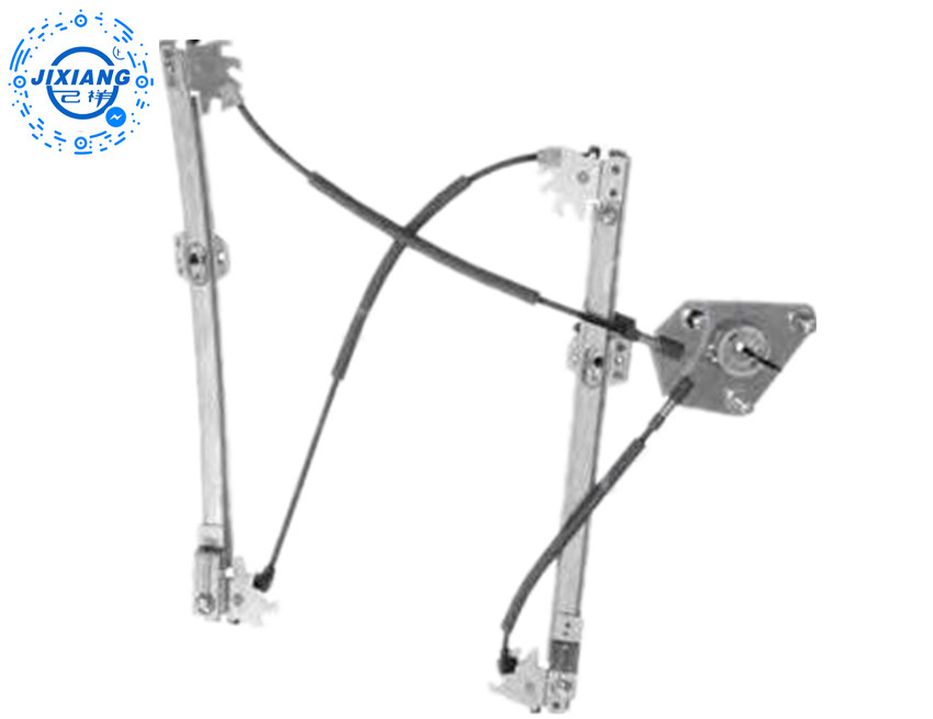 6r4837462 Front Right Window Regulator For Vw Polo 2010
