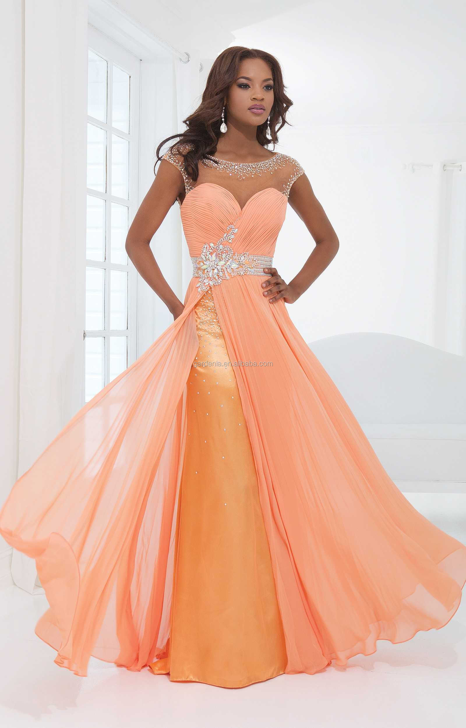 Most Beautiful Evening Gowns