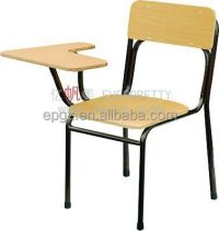 Cheap Student Exam Chair With Tablet,Wood Classroom Chair ...