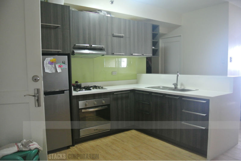 Modular Kitchen Cabinets In Sta MesaManilaPhilippines