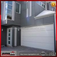 Automatic Popular Custom Size Garage Doors/garage Door