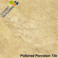 Limestone effect polished floor tile price, View floor ...