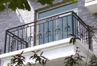 Modern Balcony Railings Decorative Metal Balcony Railings ...