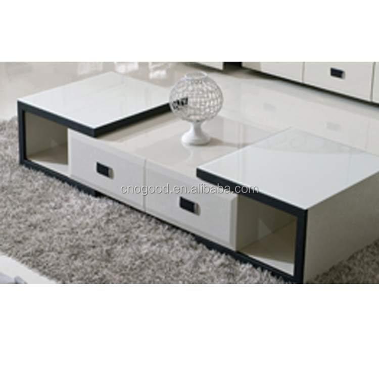 Modern Design Home Furniture Glass Center Table With Price