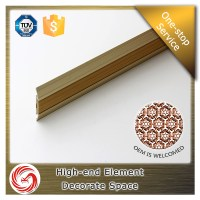 Interior Decoration Flooring Accessories Aluminium Tile ...