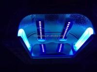 UV lamp electronic ballast better 6W LED lamp uv nail bulb