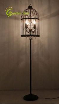 vintage chandelier: NEW 860 VINTAGE CHANDELIER FLOOR LAMP