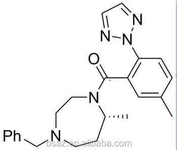 Suvorexant pharmaceutica intermediate 1620097-07-5