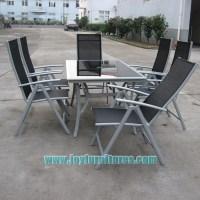 Cast Aluminum: Used Cast Aluminum Patio Furniture