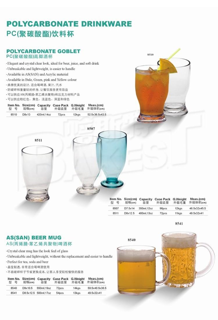 ©BAKEST Пластик чашки Посуда для напитков простой Стиль ...