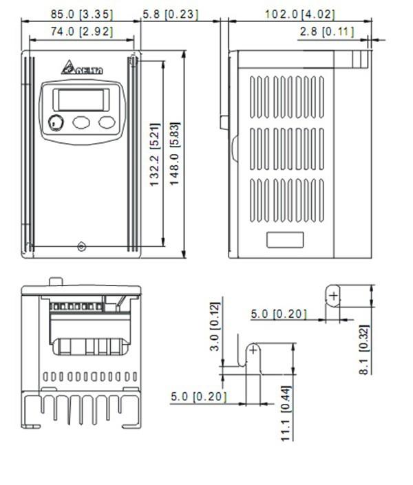 25 hp 3 phase converter wiring diagram