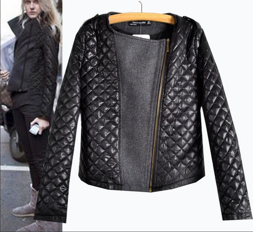 lana donne 2015 delle invernale donne giacca di trapuntato nuove xHzTUzIA