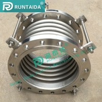 Ansi 300lb Sus304 Flange Connection Expansion Joint Water ...