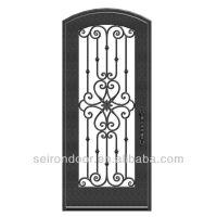 Steel Interior Half Doors Single Door Design For House ...