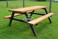 Arlau Garden Furniture Fiberglass Outdoor Furniture