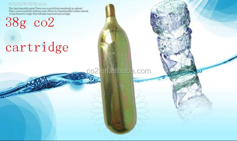 Co2 Thread What Cartridge Size