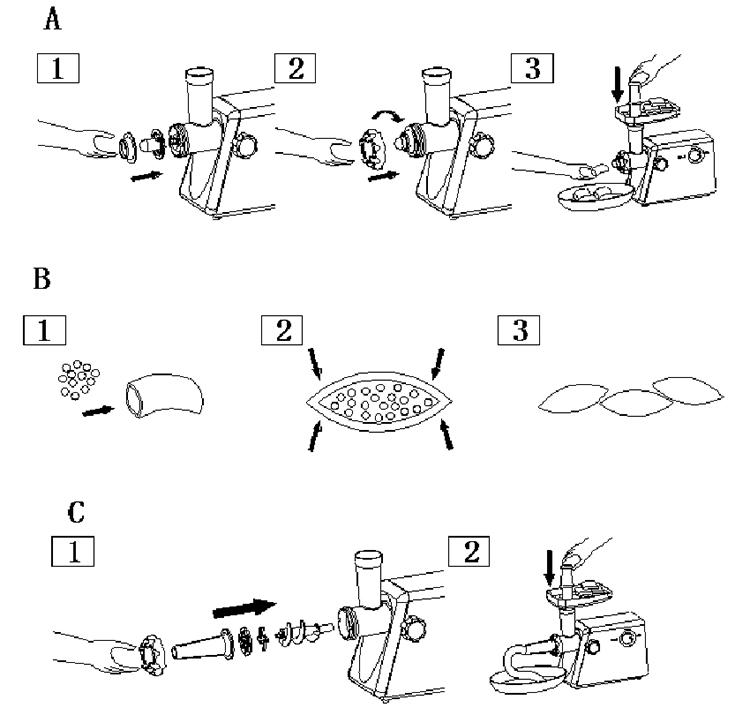 7 pin large round wiring diagram