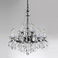 Dining Room Linear Double Layer Chandelier Waterfall ...