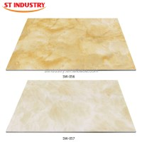 Low Price Polished Fantastic White Faux Marble Slab - Buy ...