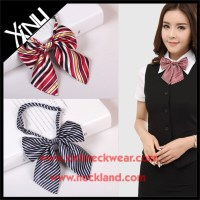 Wholesale Polyester Neckties for Girls in School Flower ...