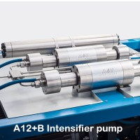 Good price and imported 410Mpa 50Hp waterjet intensifier ...