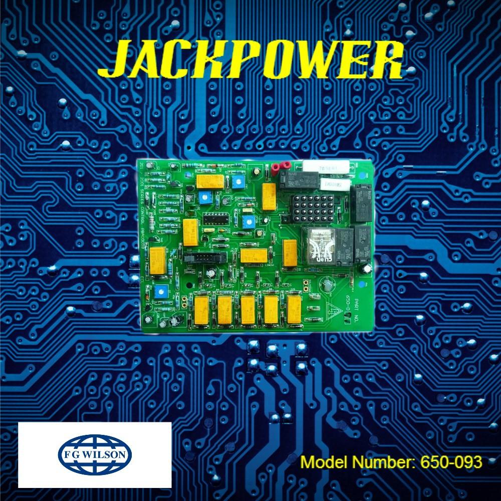 medium resolution of fg wilson 650093 electronic circuit board pcb view pcb fg wilson wiring trailer lights