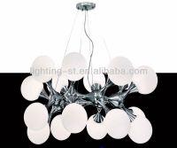 Crystal Ball Chandelier Light /beautiful Bubble ...