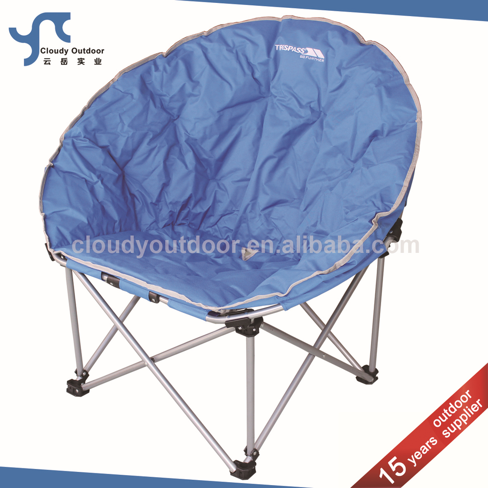 Round Folding Leisure Camping Moon Chairs  Buy Camping