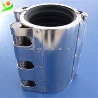 4 Inch Pipe Clamp/stainless Pipe Clamp/pvc Pipe Repair ...
