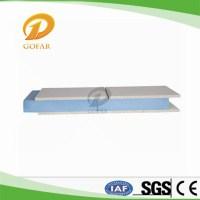 Heat Insulation Mgo Sip Hard Foam Insulation Wall Panel ...