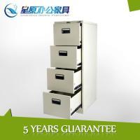 Knock Down 4drawer Steel File Cabinet/metal Office Filing ...